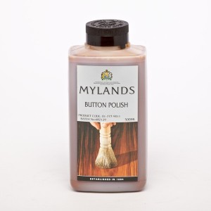 Mylands Schellackpolitur Pure Button Polish 500ml