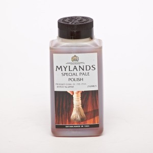 Mylands Schellackpolitur Special Pale Polish 250ml