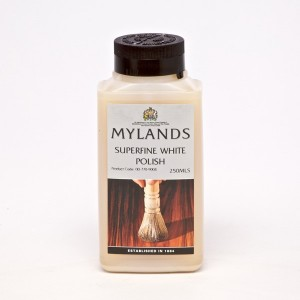 Mylands Schellackpolitur Superfine White Polish 250ml