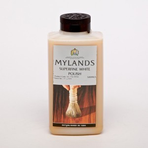 Mylands Schellackpolitur Superfine White Polish 500ml