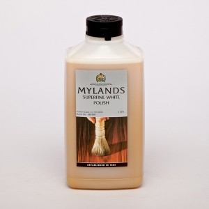 Mylands Schellackpolitur Superfine White Polish 1000ml