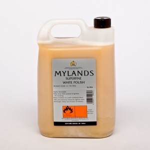 Mylands Schellackpolitur Superfine White Polish 5000ml