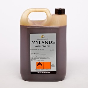 Mylands Schellackpolitur Garnet Polish 5000ml