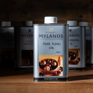 Mylands Holzveredelungsöl Pure Tung Oil 500ml